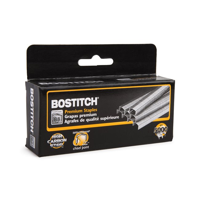Desechables - Grapas B8 - BOSTITCH - Metal 5000/1 - Und